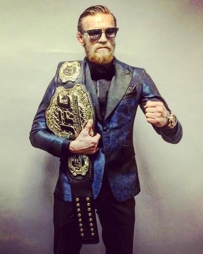 Conor McGregor (Foto: Reprodução/Instagram)