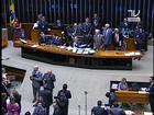 Renan diz que Brasil precisa deixar de olhar para o próprio 'umbigo'