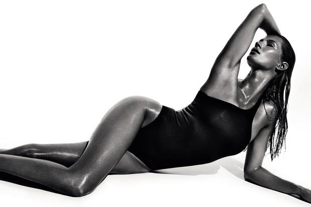 Gisele Bündchen (Foto: Mario Testino/ Arquivo Vogue)