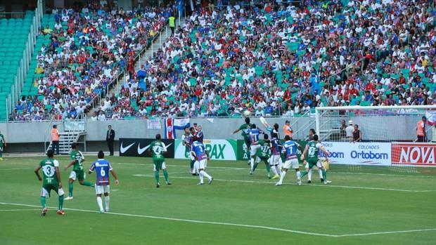 Bahia Juazeiro (Foto: Divulgação/ Arena Fonte Nova/ADSS /Umeru Bahia)