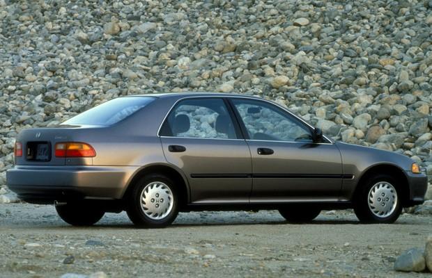 Honda Civic 1992 (Foto: Divulgação)