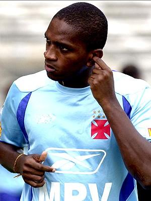 jogadores bizarros do Vasco - abuda (Foto: agência Vipcomm)