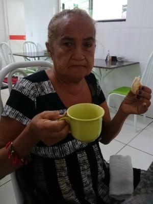 Maria Socorro de 60 anos desapareceu na quinta-feira (Foto: Sara Sayonara/Arquivo Pessoal)