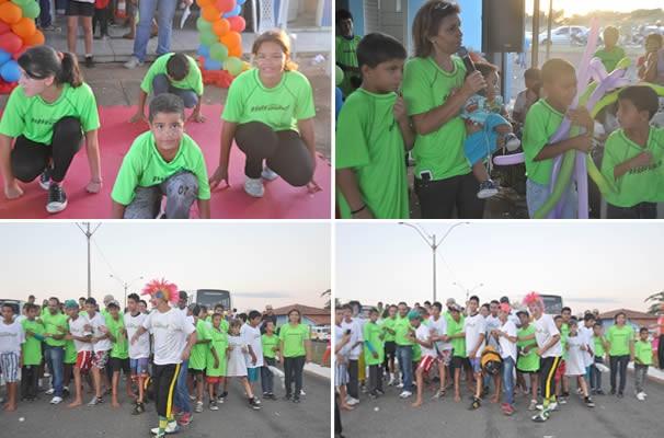 Dia da Esperança promoveu uma série de atividades especiais com muita solidariedade e diversão. (Foto: Divulgação)