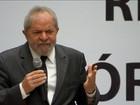 Lula diz que mudança no discurso de Dilma intensificou crise política
