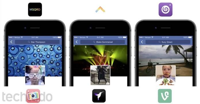 Profile Expression Kit vai deixar apps de terceiros trocarem sua foto ou GIF de perfil (Foto: Divulgação/Facebook)