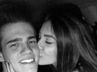 Bruna Santana posta fotos românticas com o sertanejo Breno