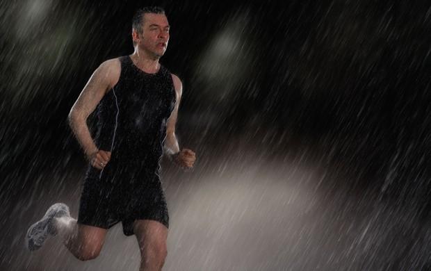 corrida chuva eu atleta (Foto: Getty Images)