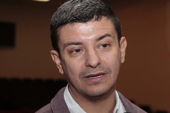 Pedro Paulo Bicalho, diretor do Conselho Federal de Psicologia (Foto: Eduardo G. de Oliveira/AL/ALSC)