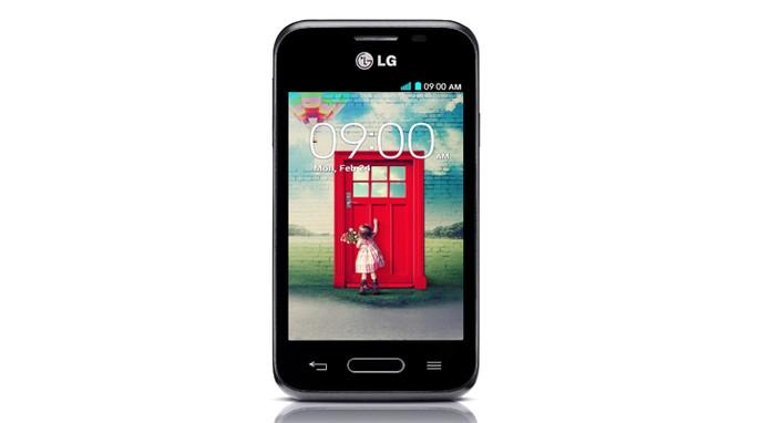 LG L40 é um aparelho de entrada com processador dual-core e Android KitKat (Foto: Divulgação/LG)