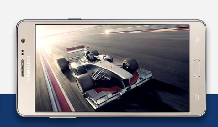 Galaxy On7 possui câmeras de 13 MP e 5 MP