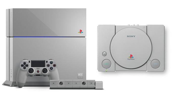 PlayStation 4 especial comemora o aniversário de 20 anos do PlayStation original (Foto: Kotaku)