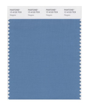 O tom de azul naiagara, da Pantone, é a posta para os esmaltes no verão 2017 (Foto: Reprodução/Site Oficial)
