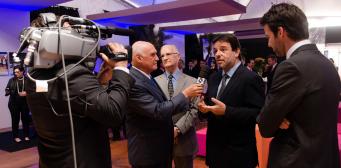 Evento de comemoração aos 50 anos da RBS TV (Foto: Divulgação/RBS TV)