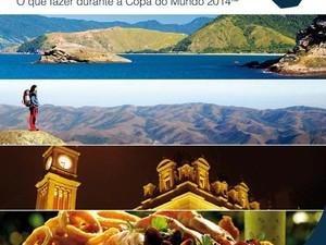 Comitê da Copa lança guia com 55 roteiros turísticos em São Paulo (Foto: Reprodução/Divulgação)