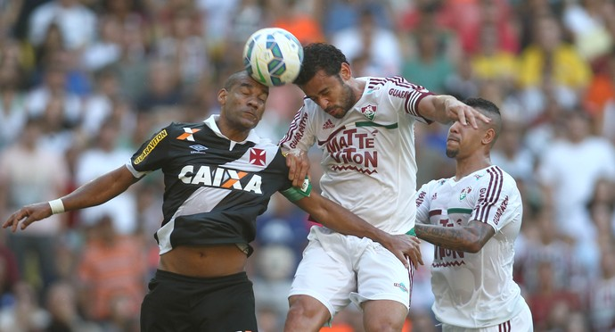 Rodrigo Fred Fluminense x Vasco Maracanã (Foto: Nelson Perez/Fluminense FC)