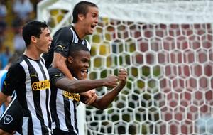 Copinha - Botafogo x Ji-Paraná, Vinicius (Foto: Levi Bianco/Agência Estado)