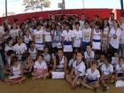 Participante do concurso Jornalista Mirim combate focos da dengue