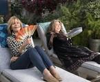 Jane Fonda e Lily Tomlin em 'Grace and Frankie' | Reprodução
