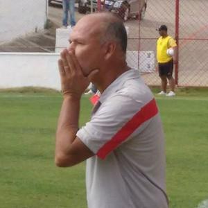 Marcelo Buarque pode mexer no time para o jogo contra o Minas Boca. (Foto: Diego Souza/Globoesporte.com)
