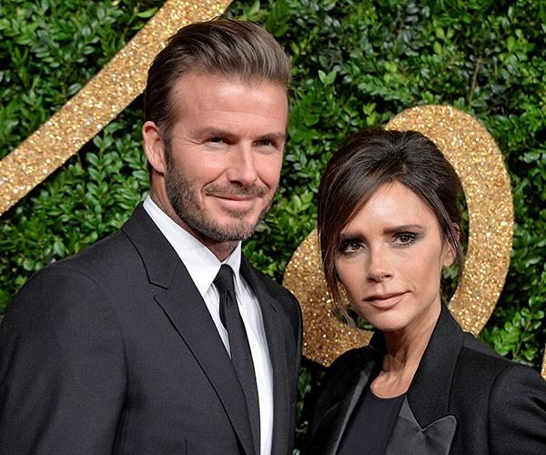 David Beckham e Victoria Beckham (Foto: Getty Images)