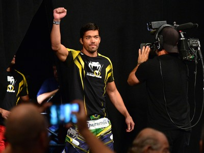 Lyoto Machida pesagem UFC Hollywood (Foto: Jason Silva)