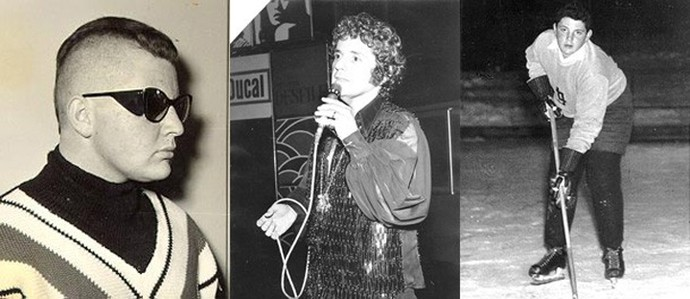 Jô Soares mostra algumas fotografias antigas (Foto: Arquivo pessoal)
