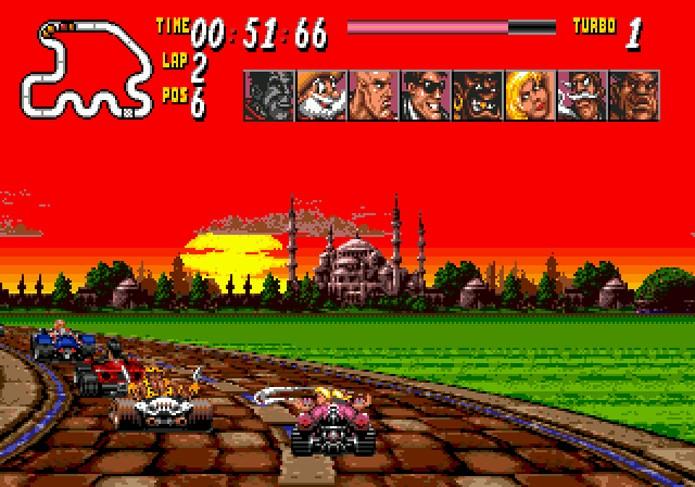 Street Racer (Foto: Reprodução/Games Database)