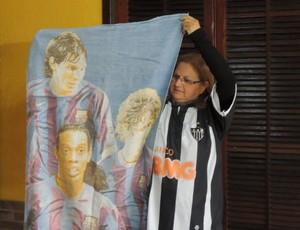 Fã Ronaldinho Gaúcho 5 (Foto: Rodrigo Mariano)