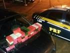 Empresário é preso pela segunda vez com cocaína em veículo em MS