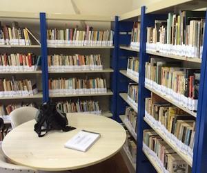 Biblioteca dos pais
