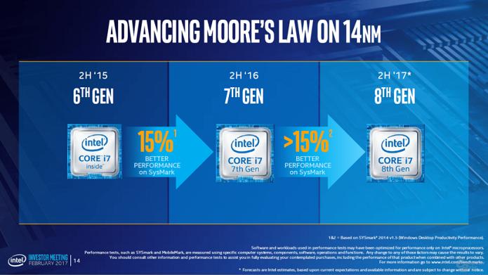 Intel pode lançar nova geração de processadores ainda em 2017 (Foto: Divulgação/Intel)