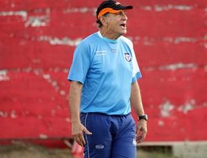 Gérson Andreotti, técnico do Friburguense (Foto: Simon Dias/Rádio ES)
