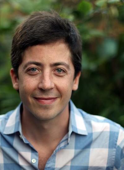 Acima, Dan Strougo, o atual country manager da 99designs no Brasil (Foto: Divulgação)