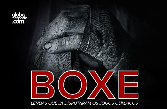 Capa Especial Lendas do boxe (Foto: Editoria de Arte)