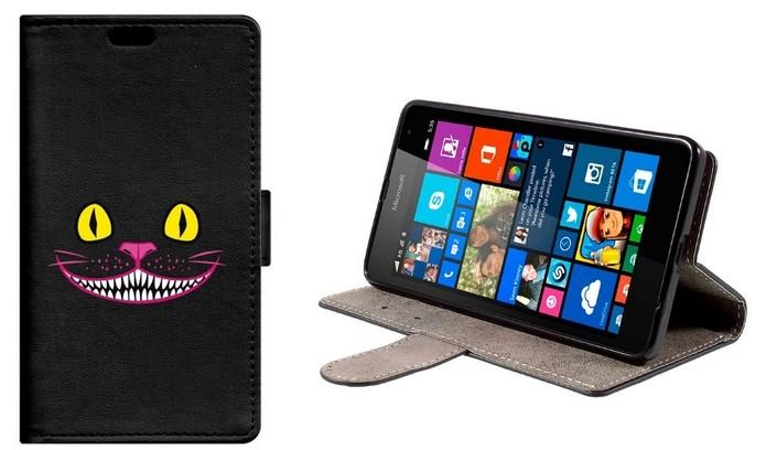 Capa carteira para Lumia 535 (Foto: Divulgação/ BeCool)