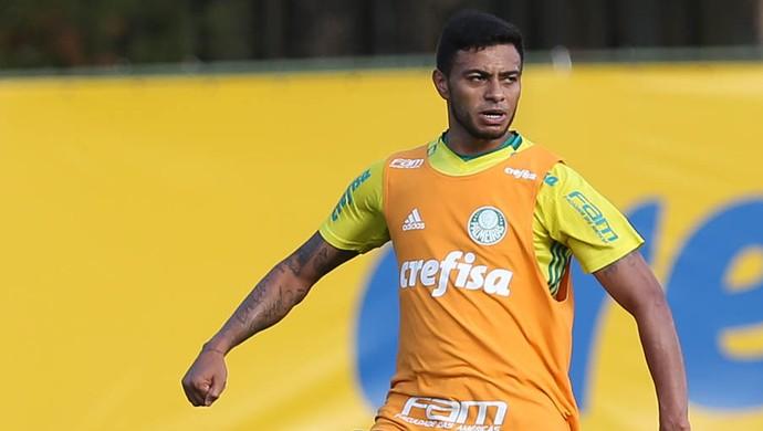 Cleiton Xavier Palmeiras (Foto: Cesar Greco/Ag.Palmeiras/Divulgação)