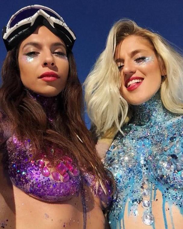 Coachella é o Carnaval dos gringos! (Foto: Reprodução/Instagram)