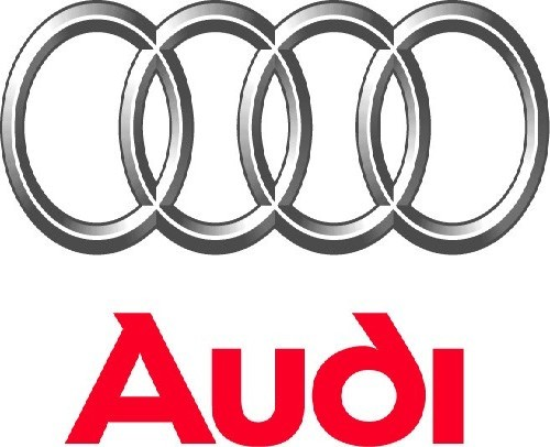 Logo audi (Foto: Arquivo)