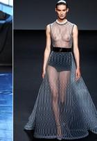 Herchcovitch confirma semelhança entre sua criação e a de Christian Dior