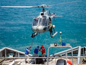 Marinha participa da Operação Ágata 5 (Foto: Divulgação/Marinha do Brasil)