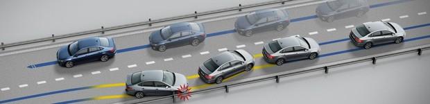 Segurança premium é um dos grandes destaques do novo sedã da Volkswagen  (editar título)