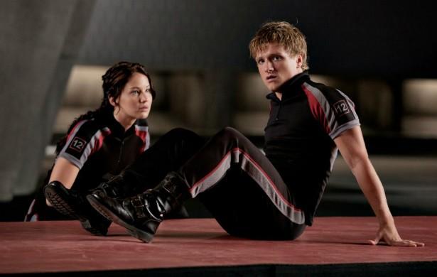 Josh Hutcherson tem só 21 anos, mas também não pede dublês para suas cenas arriscadas na saga 'Jogos Vorzes'. (Foto: Reprodução)
