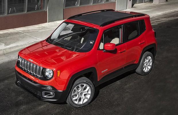 Jeep Renegade (Foto: Jeep)