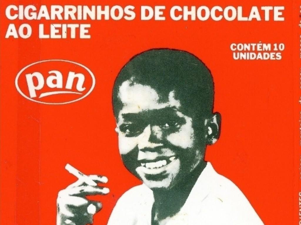 Cigarrinho da Pan, cigarro Pan (Foto: Reprodução)