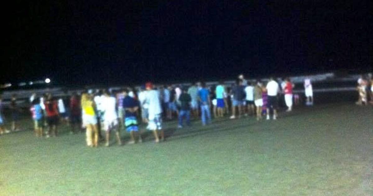 Turista morre afogado na praia Central de Balneário Camboriú - Globo.com