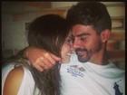 Viviane Araújo posta fotos de momento romântico com o noivo