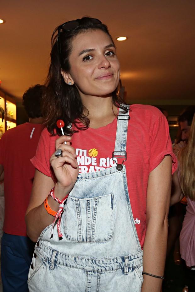 Monica Iozzi (Foto: Celso Tavares / Ego)