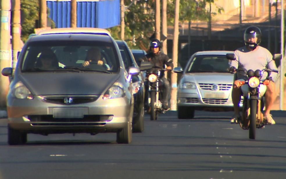 Proposta estimula motoristas a dirigir com cautela para receber parte do dinheiro do seguro de volta  (Foto: Reprodução/EPTV)