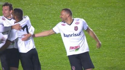 Veja os melhores momentos de Paraná 0 x 2 Brasil de Pelotas pela 20ª rodada da Série B